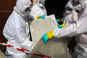 Asbestos removal contractor in WA and ID